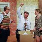 No Sex, Please - We're British! rehearsal photo